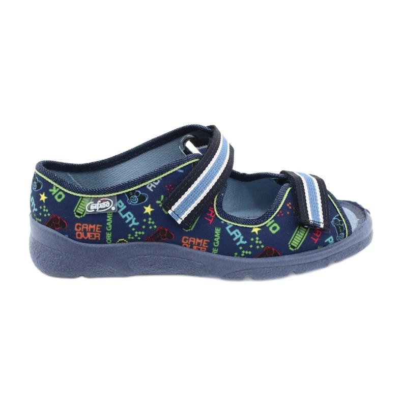 Dětská obuv Befado 969Y161
