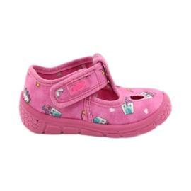 Dětská obuv Befado 533P010 růžový