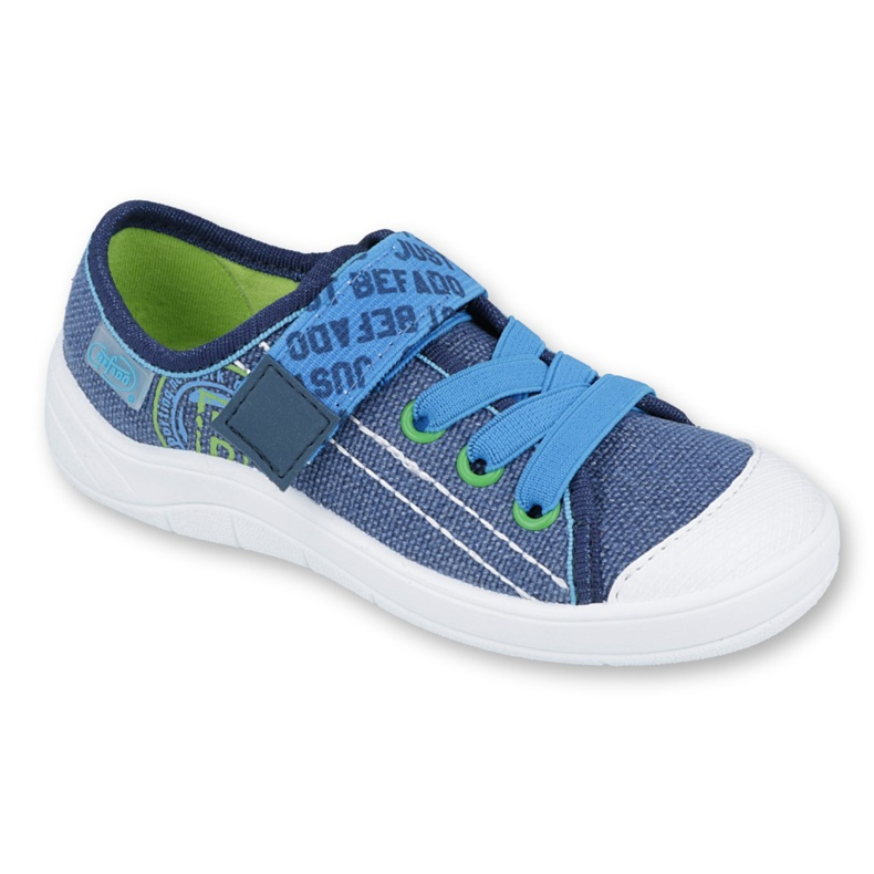 Dětská obuv Befado 251X130 modrý