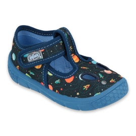 Dětská obuv Befado 533P011 válečné loďstvo