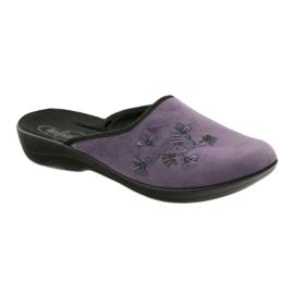 Befado dámské boty 552D006 nachový vícebarevný 1