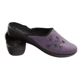 Befado dámské boty 552D006 nachový vícebarevný 3