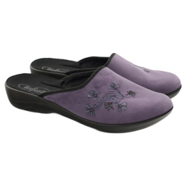 Befado dámské boty 552D006 nachový vícebarevný 4