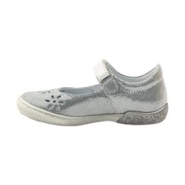 Dámské boty pro baleríny Ren But 3285 šedá 2