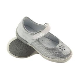 Dámské boty pro baleríny Ren But 3285 šedá 3