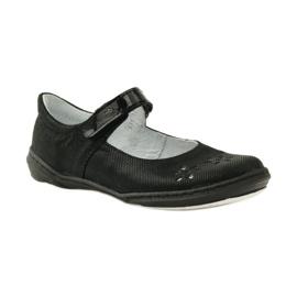 Balerína dívčí boty Ren But 4351 černá 1