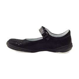 Balerína dívčí boty Ren But 4351 černá 2