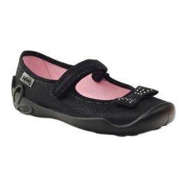 Befado dětské boty bačkory baleríny 114y240 1