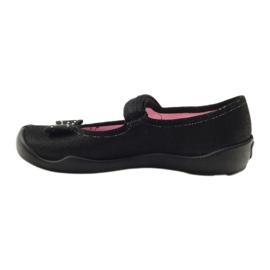 Befado dětské boty bačkory baleríny 114y240 2