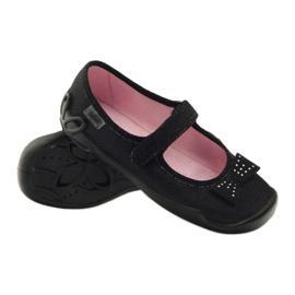 Befado dětské boty bačkory baleríny 114y240 3