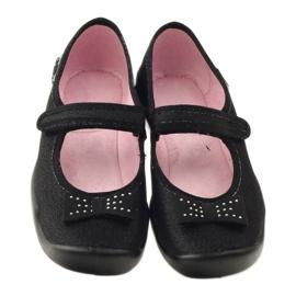 Befado dětské boty bačkory baleríny 114y240 4
