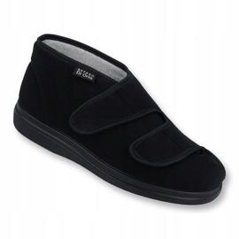 Befado pánské boty pu 986M003 černá 1