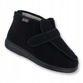 Befado dámské boty pu orto 987D002 černá 1