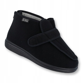 Befado pánské boty pu orto 987M002 černá 1