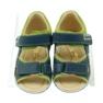 Velcro sandály Bartuś 137 námořní modrá 4