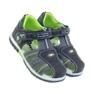American Club Dětské sandály s americkou koženou vložkou 87290 4