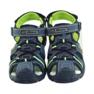 American Club Dětské sandály s koženou vložkou American 93607 4