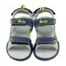 American Club Dětské boty sandály American 1702 tmavě modré 4