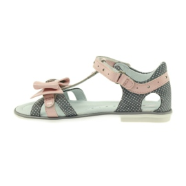Sandály oblékají Bartek 36182 šedé 2