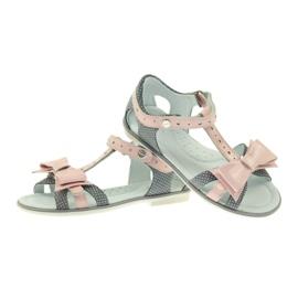 Sandály oblékají Bartek 36182 šedé 3