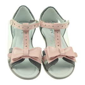 Sandály oblékají Bartek 36182 šedé 4