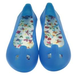 Bartek Ballerinas dětské boty na vodu 4/2096 modrý 3