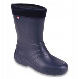 Befado dětské boty kalosz-granát 162Q103 válečné loďstvo 1