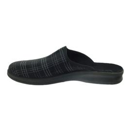 Pánské boty Befado 548m011 pantofle černá 2