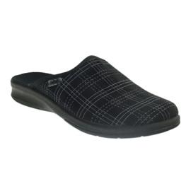Pánské boty Befado 548m011 pantofle černá 1