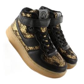 Dětská sportovní obuv izolovaná k1646103 Oro hnědý 2