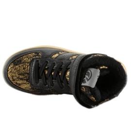 Dětská sportovní obuv izolovaná k1646103 Oro hnědý 3