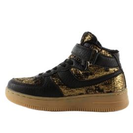Dětská sportovní obuv izolovaná k1646103 Oro hnědý 1