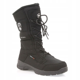 American Club Softshellové boty s americkou membránou SN12 / 20 černá 1