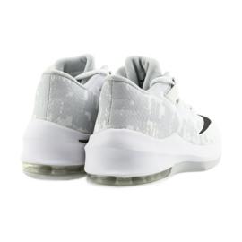 Basketbalová obuv Nike Air Max Infuriate 2 bílá bílá 4