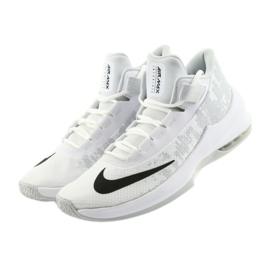 Basketbalová obuv Nike Air Max Infuriate 2 bílá bílá 2
