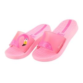 Dětské Flaming Ipanema 26325 růžové pantofle růžový 3
