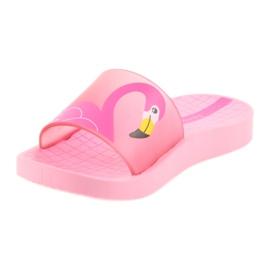Dětské Flaming Ipanema 26325 růžové pantofle růžový 2
