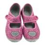Růžový Befado dětská obuv 945X325 obrázek 4