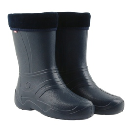 Befado dětské boty kalosz-granát 162Q103 válečné loďstvo 4
