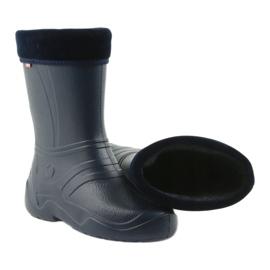 Befado dětské boty kalosz-granát 162Q103 válečné loďstvo 5