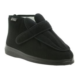 Befado pánské boty pu orto 987M002 černá 2