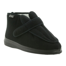 Befado pánské boty pu orto 987M002 černá 3