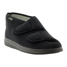 Befado pánské boty pu 986M003 černá 2