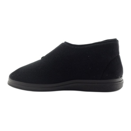 Befado pánské boty pu 986M003 černá 3