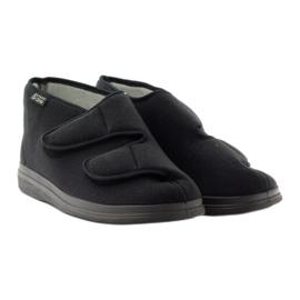 Befado pánské boty pu 986M003 černá 5