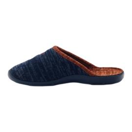 Befado barevné dámské boty pu 235D153 3