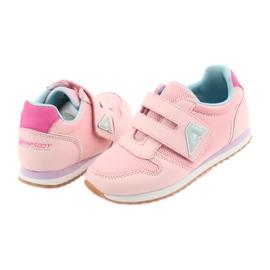 American Club Americká dívčí joggingová sportovní obuv 4