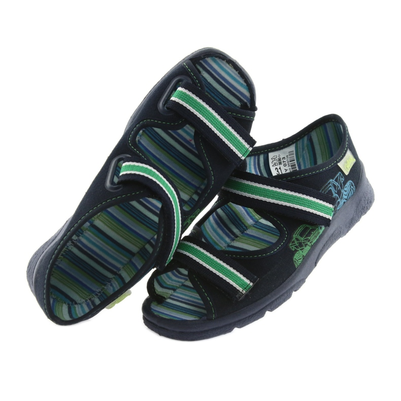 Dětská obuv Befado do 23 cm 969X073 obrázek 6
