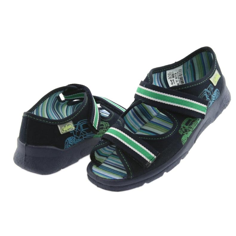 Dětská obuv Befado do 23 cm 969X073 obrázek 5
