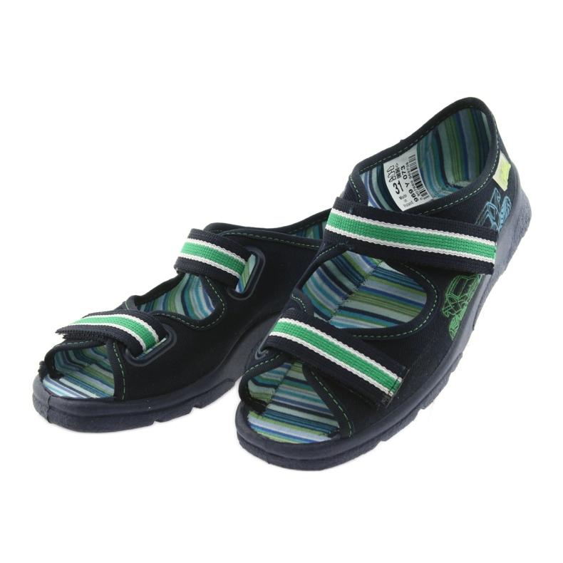 Dětská obuv Befado do 23 cm 969X073 obrázek 4